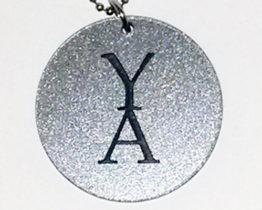 YA Signature Logo Pendant